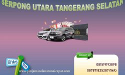 Gadai BPKB Mobil Di Daerah Serpong Utara Tangerang Selatan