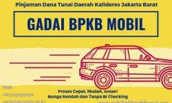 Gadai BPKB Mobil Daerah Kalideres Jakarta Barat