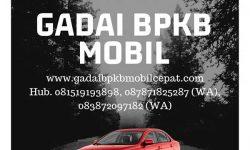 Gadai BPKB Mobil Daerah Cisoka Tangerang