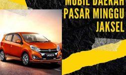 Gadai BPKB Mobil Daerah Pasar Minggu Jakarta Selatan