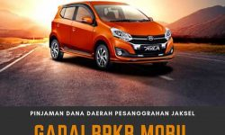 Gadai BPKB Mobil Daerah Pesanggrahan Jakarta Selatan