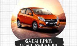 Gadai BPKB Mobil Daerah Setiabudi Jakarta Selatan