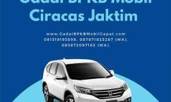 Gadai BPKB Mobil Daerah Ciracas Jakarta Timur